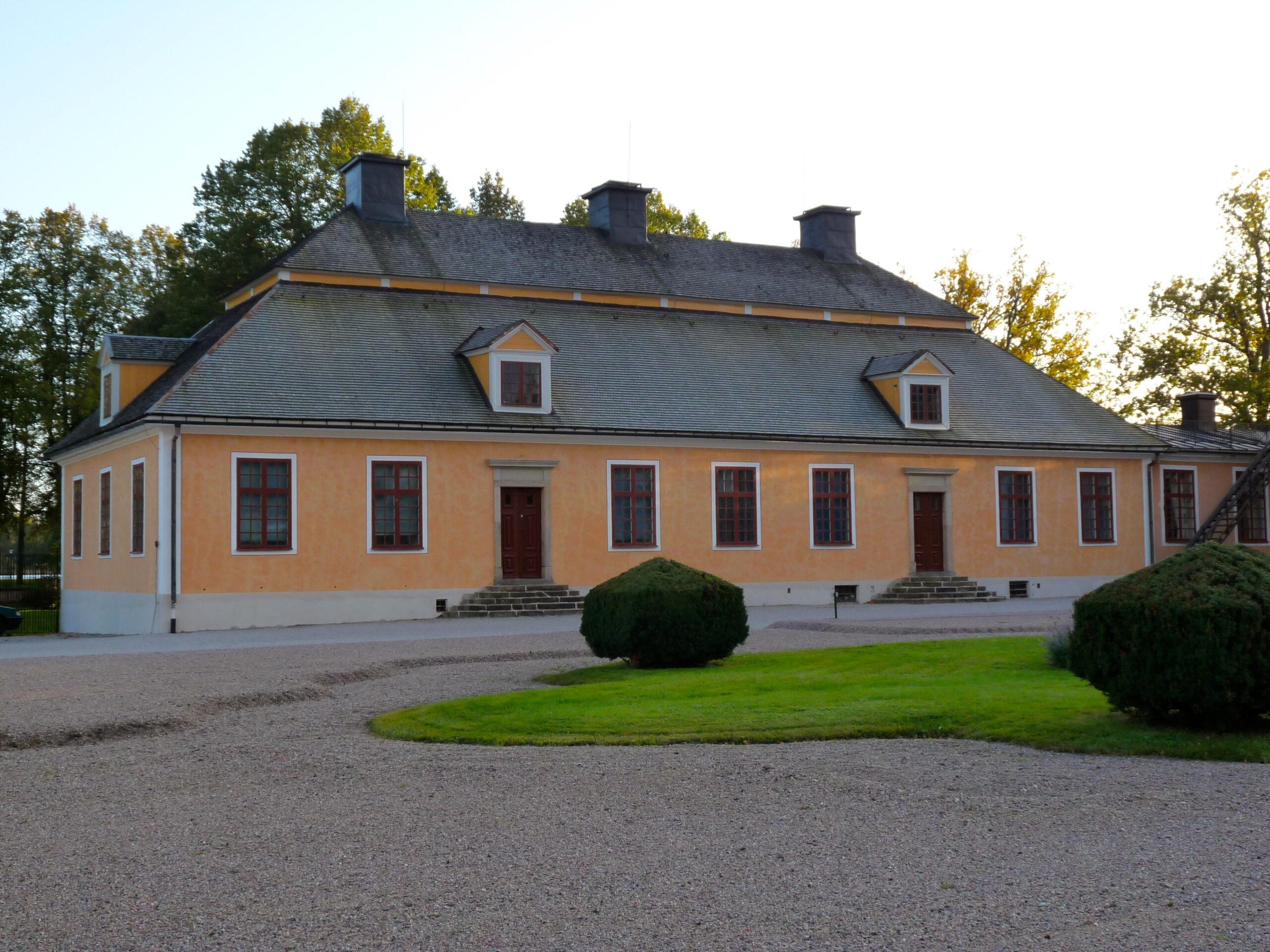 Lövsta Bruk, Statens Fastighetsverk