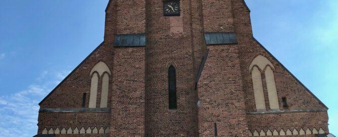 Fasadrenovering Vårfrukyrkan