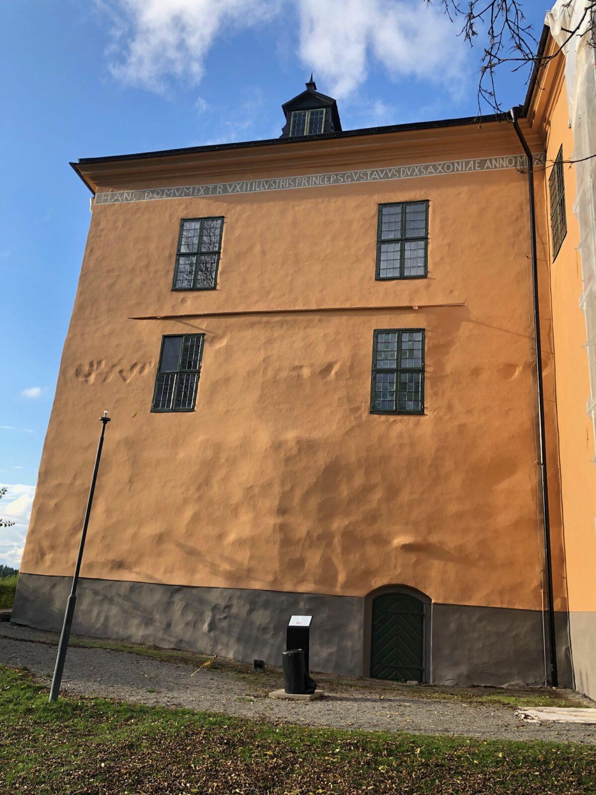 Wenngarns Slott del1 etapp1 efter fasadrenovering 1